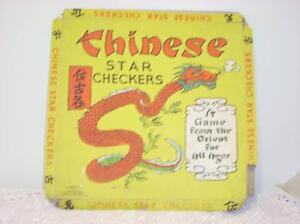Vintage Chinese Star Checkers Flinders Park Charles Sturt Area Preview