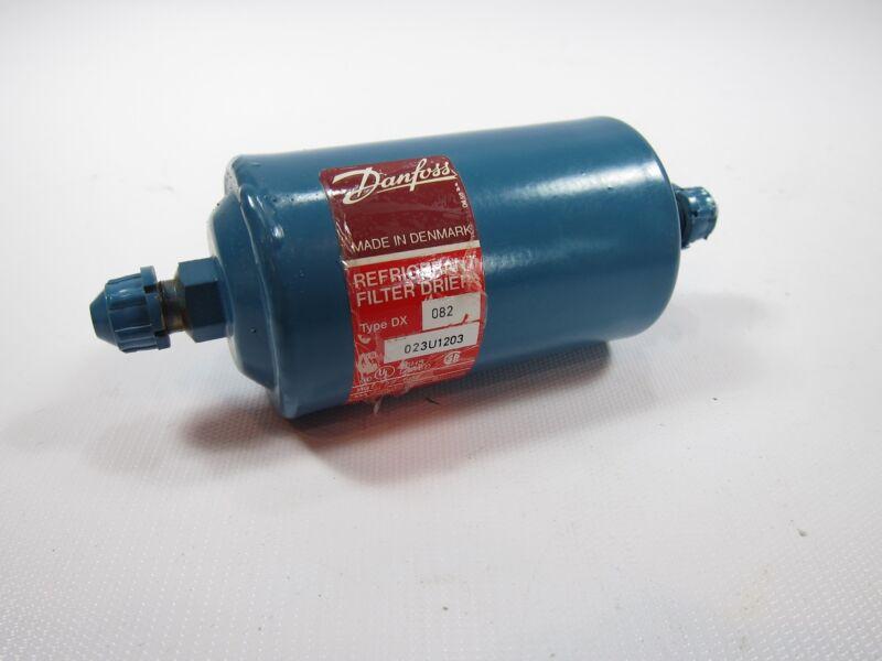 New Danfoss 023U1203 Refrigerant Filter Drier DX 082