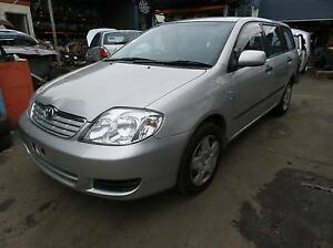 Wrecking 2004 Toyota Corolla Wagon Glenorchy Glenorchy Area Preview