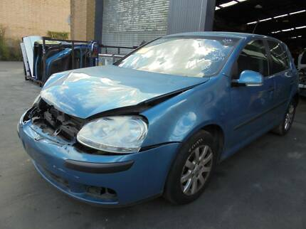 VOLKSWAGEN GOLF TRANS/GEARBOX MANUAL, 07/04-02/09 (C21977) Lansvale Liverpool Area Preview