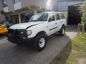 Wrecking 1997 Toyota Landcruiser 1HZ 80  Parts from $75 #6196 Kotara Newcastle Area Preview