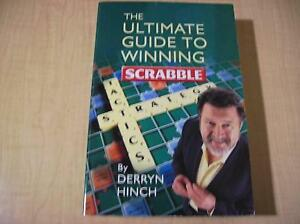 BOOK BY DARRYN HINCH SCRABBLE Wantirna South Knox Area Preview