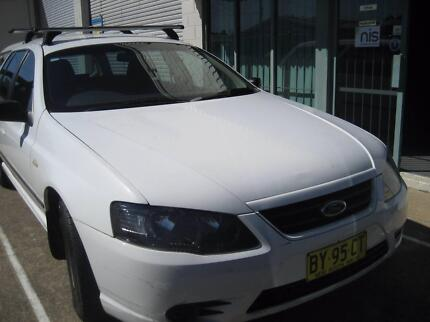 2008 Ford Falcon Wagon Wauchope Port Macquarie City Preview