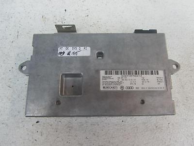 06-11 AUDI A6 S6 A8 Info GPS TV Screen Interface Box # 4E0035729