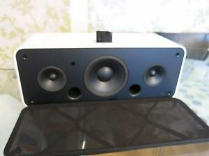 Apple iPod/iPhone Speaker System A1121- W/BLUETOOTH TRANSMITTER South Yarra Stonnington Area Preview