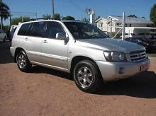 2005 Toyota Kluger 7 Seat Automatic Wagon Hermit Park Townsville City Preview