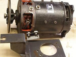 48v DC drive motor modified for 48v to + 400v. St Agnes Tea Tree Gully Area Preview