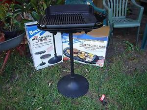 Breville Gourmet Health Hotplate BBQ Grill with Stand. Fawkner Moreland Area Preview