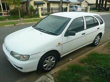 1997 Nissan Pulsar Hatchback Angle Park Port Adelaide Area Preview