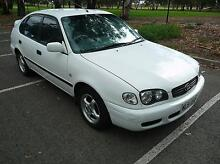 2000 Toyota Corolla Hatchback Angle Park Port Adelaide Area Preview