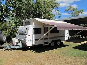 1997 Jayco Westport Family Bunk Van Tannum Sands Gladstone City Preview