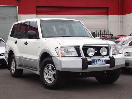 2003 Mitsubishi Pajero GLS 4x4 Wagon *** $10,990 DRIVE AWAY ***