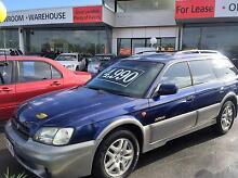 2000 Subaru Outback Wagon Cleveland Redland Area Preview