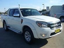 2011 Ford Ranger XLT 4x4 3.0 TDCI Crew Cab automatic turbo diesel Castle Hill The Hills District Preview