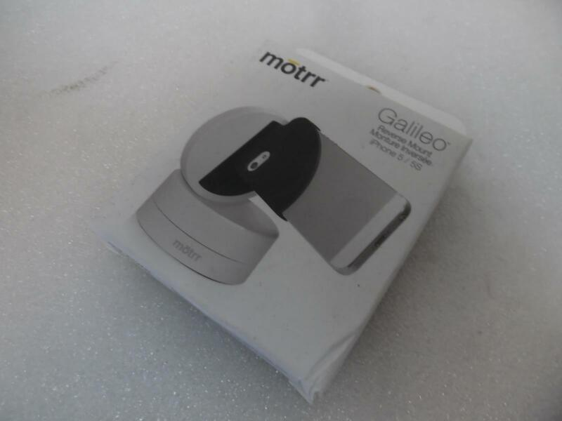 """MOTRR GL2-A1WW iPHONE 5 REVERSE MOUNT FOR GALILEO BLUETOOTH """"NEW IN BOX"""""""