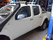 NISSAN NAVARA D40 2007 WRECKING FOR PARTS Neerabup Wanneroo Area Preview