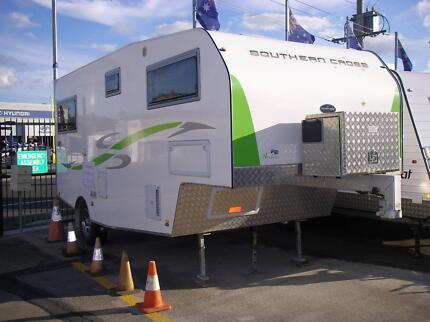 "2012 Southern Cross ""Little Ripper"" Wanderer 5500 Fifth Wheeler Ormiston Redland Area Preview"