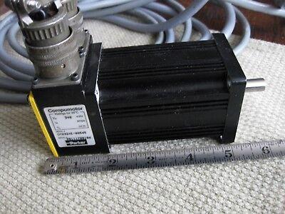 Parker Compumotor Cm232xe-00565 Servo Motor 340v With Oem Cables