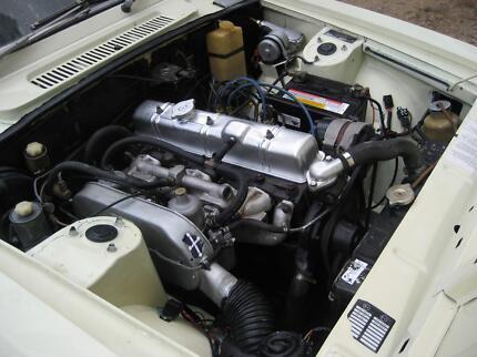 1975 TRIUMPH 2500 TC