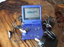 gameboy advance sp and 6 games Christies Beach Morphett Vale Area Preview