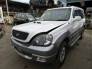 Wrecking 2006 Hyundai Terracan Glenorchy Glenorchy Area Preview