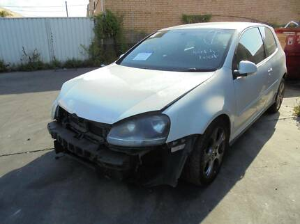 WRECKING 2008 VOLKSWAGEN GOLF 2.0 AUTOMATIC HATCHBACK (C21989) Lansvale Liverpool Area Preview