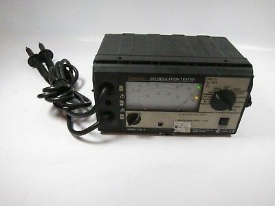 Simpson 505 High Voltage Insulation Tester