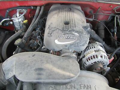01-02 CHEVY SILVERADO SIERRA YUKON SUBURBAN 2500 HD Engine 6.0 6.0L Motor