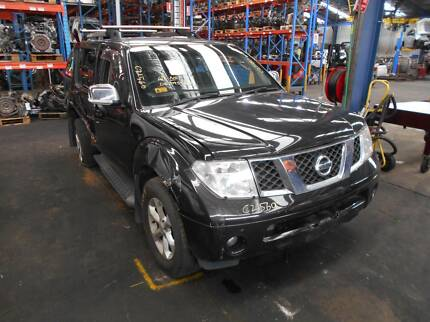 WRECKING 2008 NISSAN PATHFINDER 2.5 AUTOMATIC WAGON (C21560)