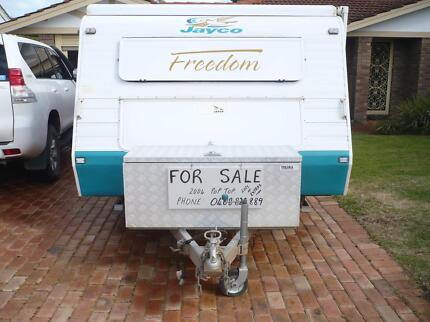 Jayco Freedom Poptop caravan Mullaloo Joondalup Area Preview