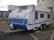 18.6ft Western Gascoyne Pop Top Caravan 2004 model Ormiston Redland Area Preview