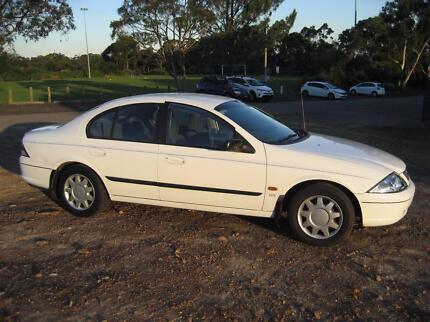2000 Ford Falcon Sedan Empire Bay Gosford Area Preview