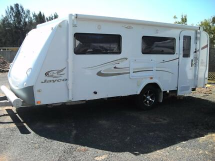 Jayco Stirling -Pop Top, with shower/toilet. Storm cover, Annexe.