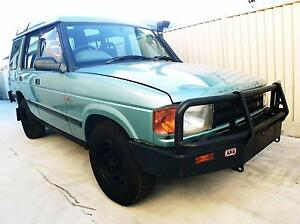 1999 Land Rover Discovery Td5 4X4 Turbo Diesel 5 Speed Manual Wright Molonglo Valley Preview