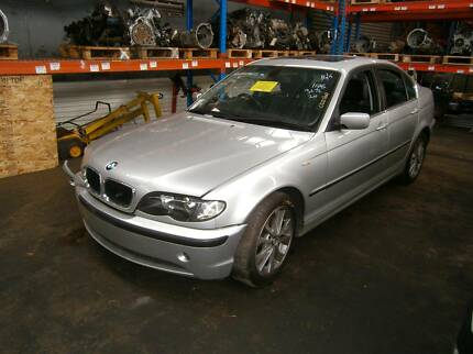 WRECKING 2004 BMW 3 SERIES 2.5 AUTOMATIC SEDAN (C22560) Lansvale Liverpool Area Preview