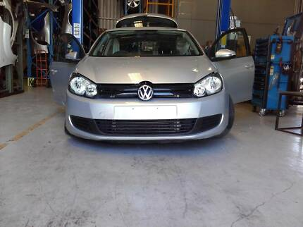VW Golf6 2011 TSI Wrecking FOR PARTS