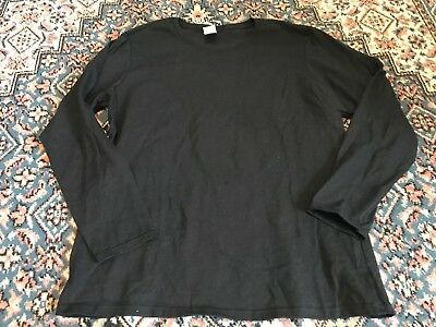 Gildan Softstyle Ladies' Long Sleeve T–Shirt - Womens tops - Size Large L -