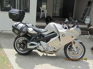 BMW F800ST Tallebudgera Gold Coast South Preview