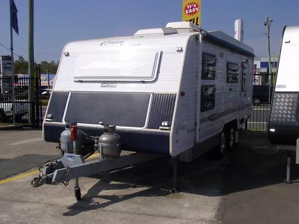 Compass Navigator Caravan (2006)