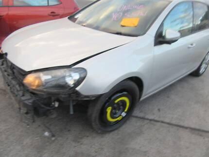 VW GOLF GEN 6 HATCH NOW WRECKING DISMANTLING PARTS A15168 Smithfield Parramatta Area Preview