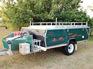 Cub Drover Spacematic Off Road Camper trailer Mount Pleasant Mackay City Preview