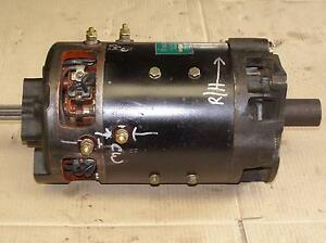 48v DC drive motor modified for 48v to + 400v St Agnes Tea Tree Gully Area Preview