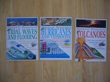 3 books on Natural Disasters, VGC, colorful Nedlands Nedlands Area Preview