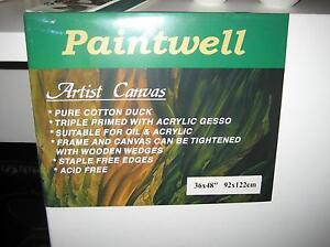 Paintwell Blank Canvas Mosman Mosman Area Preview