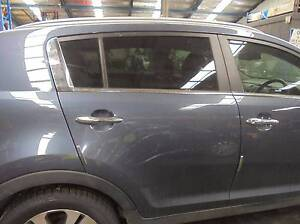 KIA SPORTAGE RIGHT REAR DOOR WINDOW SL, 07/10-05/13 (C19417) Lansvale Liverpool Area Preview