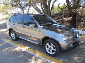 2006 BMW X5, E53, 3L Diesel, ONE OWNER SINCE NEW East Fremantle Fremantle Area Preview