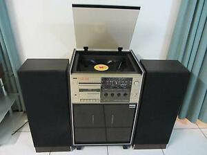 Vintage  Quality Turntable AMP & Speakers. Loganholme Logan Area Preview