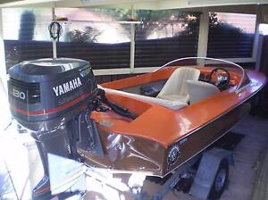 DANCRAFT V154 Sports pleasure boat Menai Sutherland Area Preview