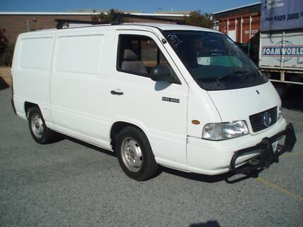 2001 Mercedes-Benz MB Van/Minivan Wangara Wanneroo Area Preview