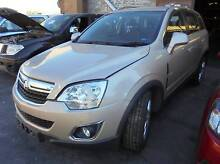 Wrecking 2012 Holden Captiva 2.4 Automatic Station Wagon (C18139) Lansvale Liverpool Area Preview